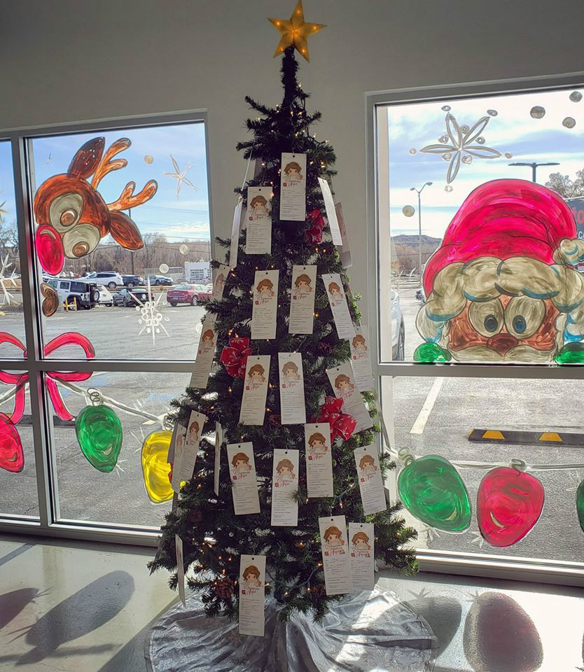 2019 Angel Tree in the showroom at AutoMax Truck and Car Center