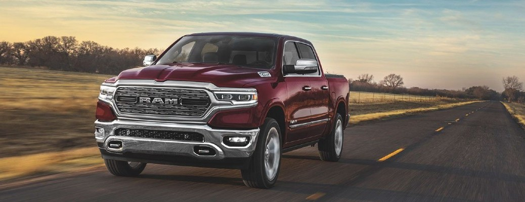 Photo Gallery: Inside the 2020 Ram 1500 Laramie Longhorn and Limited