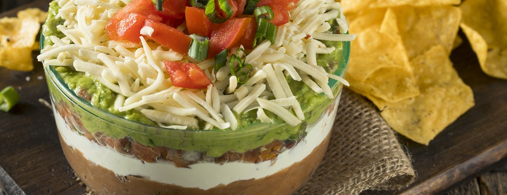 Recipe: 7 Layer Dip for Game Day