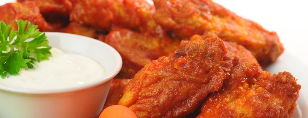 Where to Get Chicken Wings in Farmington, NM
