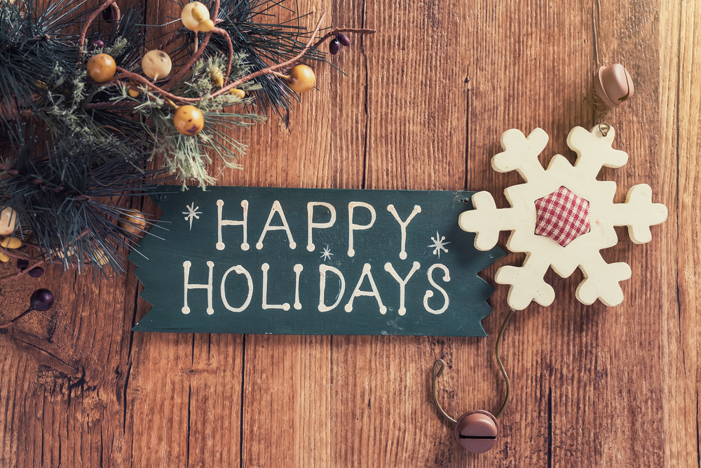 Happy Holidays from American Car Center