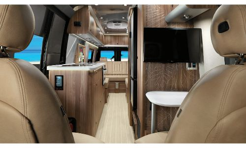 2020 Airstream Interstate Grand Tour Tommy Bahama Interior