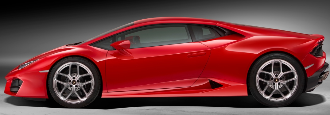 Is it better to lease or finance a Lamborghini?