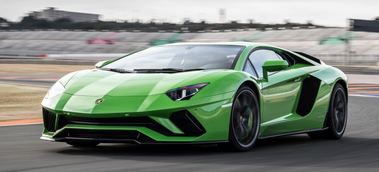 Current Lease Offers Available From Lamborghini Austin