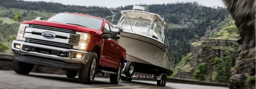 2018 Ford Super Duty Max Towing Capacity And Payload James Braden