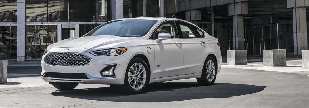 What Technology Is In The 2019 Ford Fusion