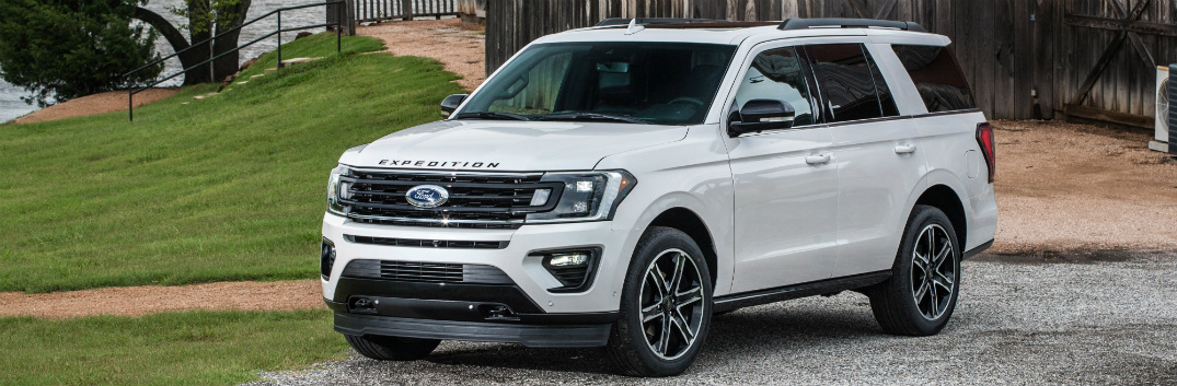 What New Features Does The 2019 Ford Expedition Offer