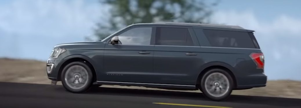 Demostration of the Adaptive Suspension with a Ford Expedition