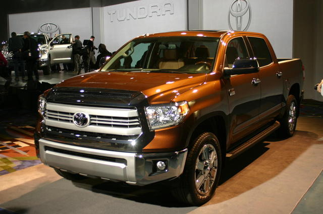 tundra toyota 1794 edition features
