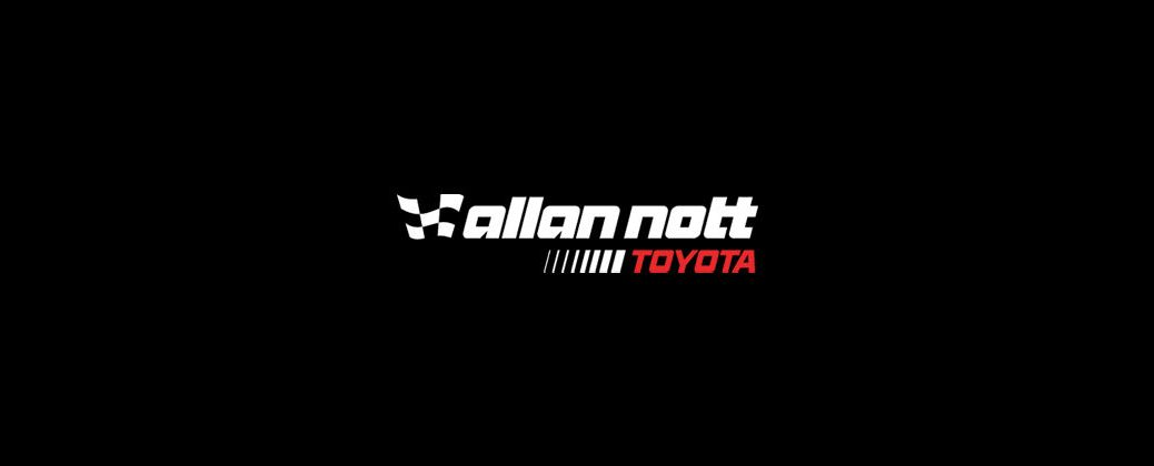 Allan Nott Toyota Logo-New for the 2015 Toyota Sienna-Lima OH