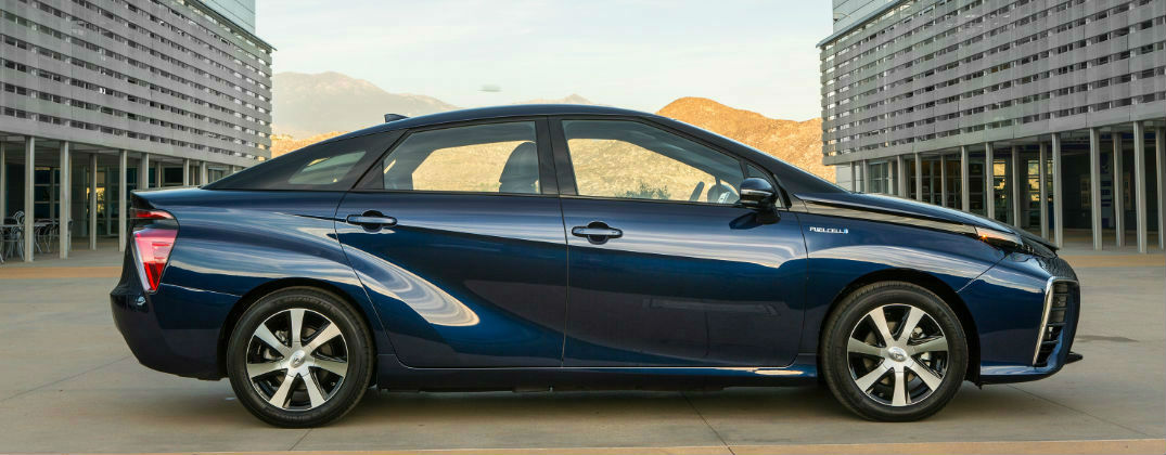 Have You Seen the New 2016 Toyota Mirai Hydrogen Fuel Cell Vehicle?