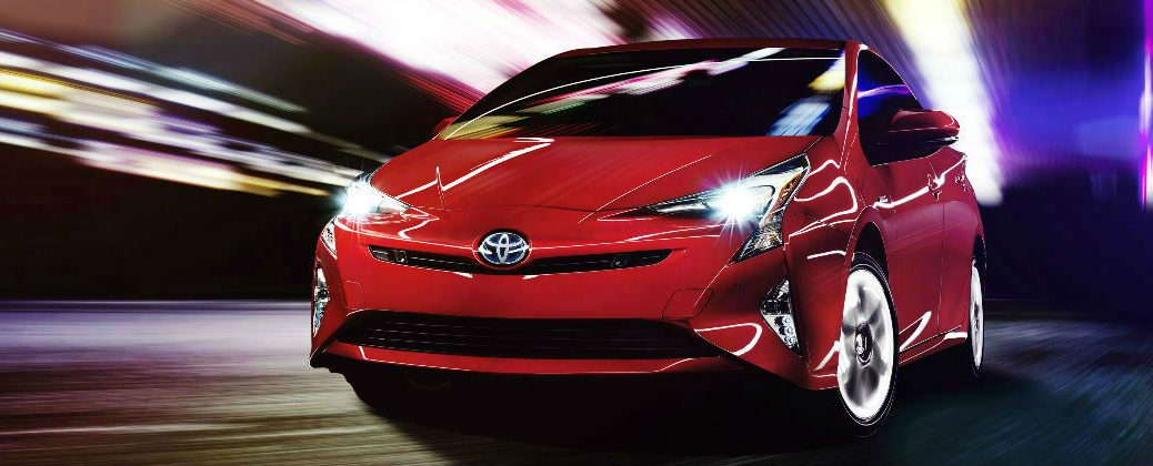 New and Improved 2016 Toyota Prius Design at Allan Nott Toyota-Lima OH-Red 2016 Toyota Prius Exterior