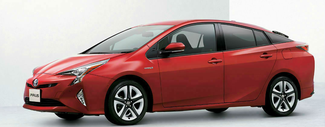 Technology and Features Highlight the New 2016 Toyota Prius