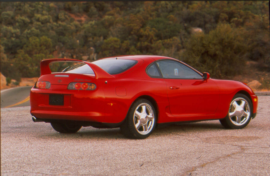 New Supra may feature turbocharged engine