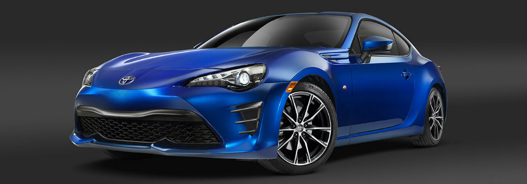 What is the 2017 Toyota 86?