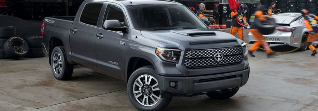 2018 Toyota Tundra Towing Capacity And Performance Features