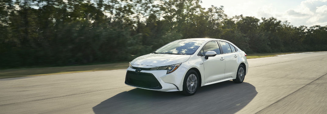 2017 Toyota Corolla Recommended Tire Pressure