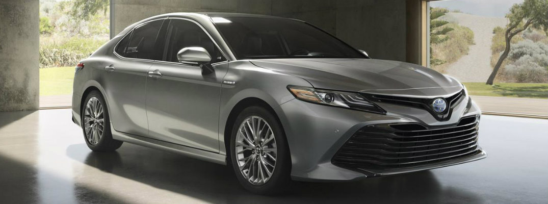 2019 Toyota Camry Maximum Speed and 0-60 Times
