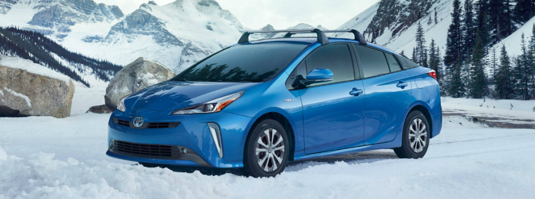 What are the Environmental Benefits of Driving a 2019 Toyota Prius?