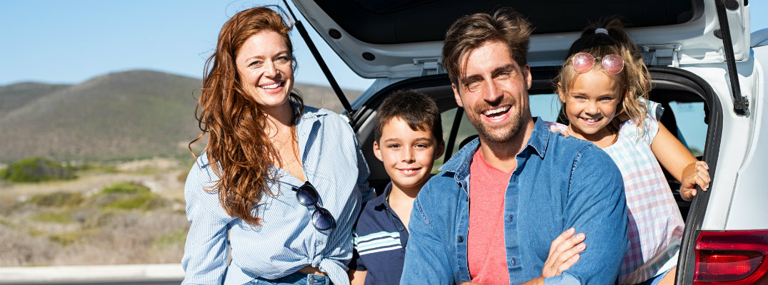 What Can I Use to Entertain My Kids While on the Road if My Vehicle Does Not Have Built-In Entertainment?