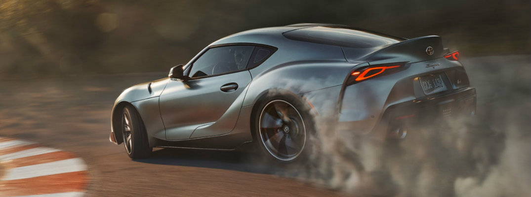 Take a Closer Look at the 2020 Toyota Supra!