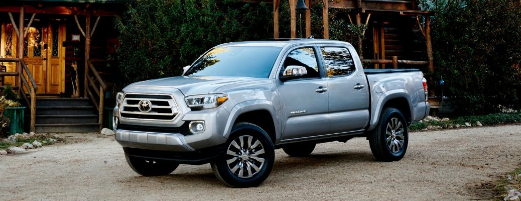 Compare the new Tacoma against other midsize pickup trucks