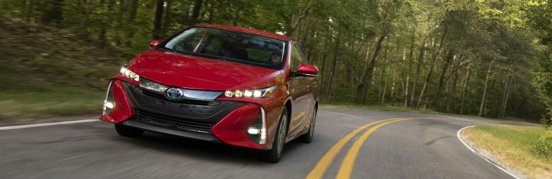 What's new in the 2021 Toyota Prius Prime?