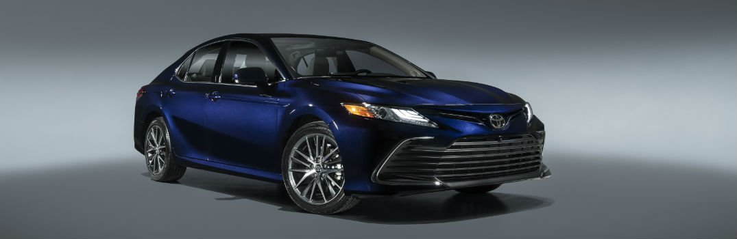 What's new in the 2021 Toyota Camry?