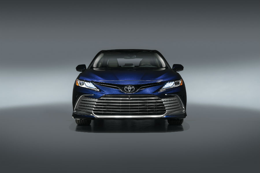2021 Toyota Camry Exterior Front Fascia