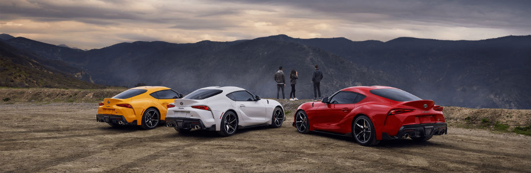 2021 Toyota Supra Technical Specs & Performance Times