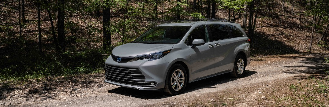 2022 Toyota Sienna Woodland Special Edition Release Date & Standard Features
