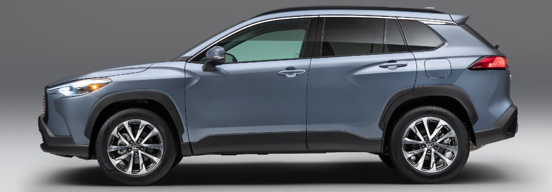2022 Toyota Corolla Cross Release Date & Highlighted Features