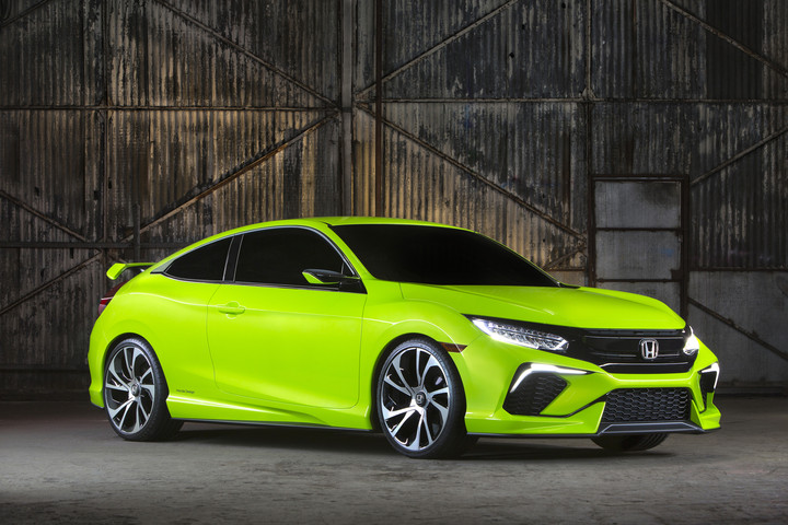 2016 Honda Civic Release Date >> 2016 Honda Civic Concept Design And Release Date