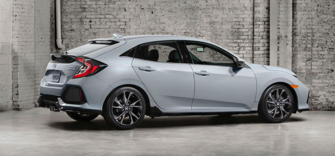 2016 Honda Civic Release Date >> Release Date For The 2017 Honda Civic Hatchback