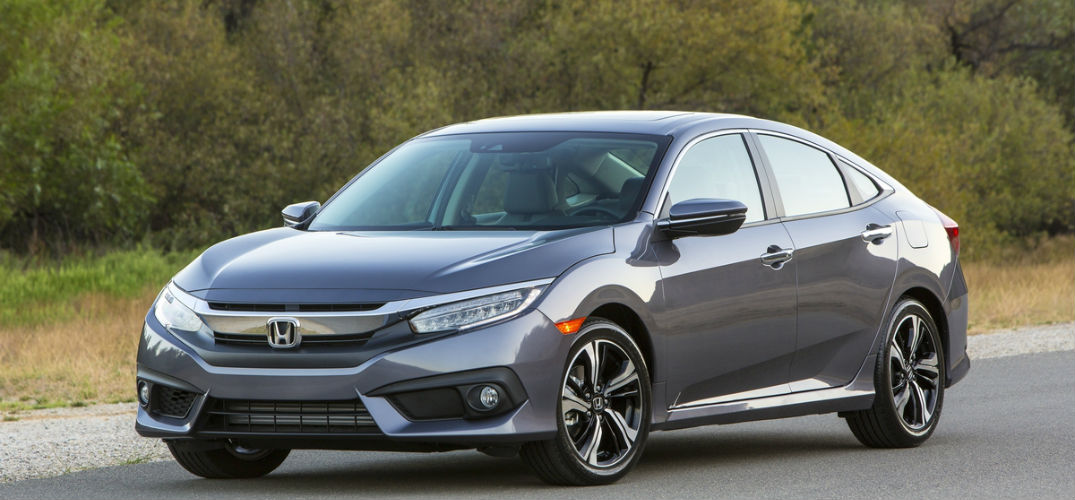 2017 Honda Civic Wins Kelley Blue Book Small Car Award