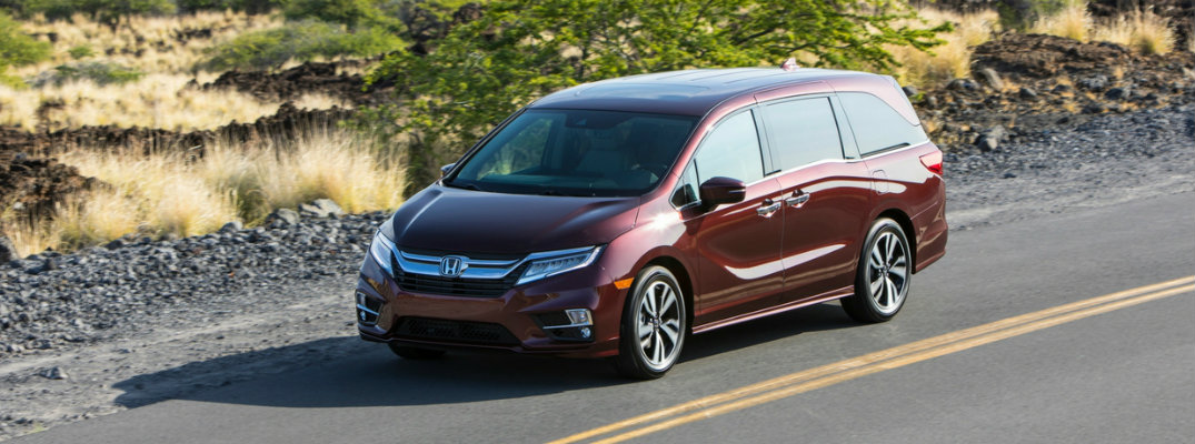 What Makes the 2019 Honda Odyssey Great for Family Road Trips?
