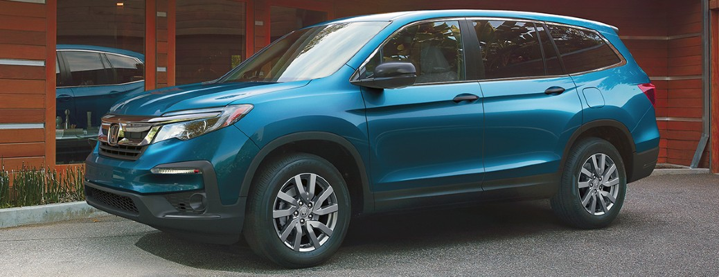 Watch the Honda Pilot Go on an Adventure!