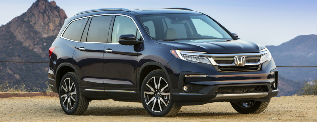 What's new in the 2021 Honda Pilot?