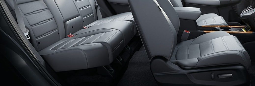 2020 Honda CR-V Interior Cabin Leather Seats