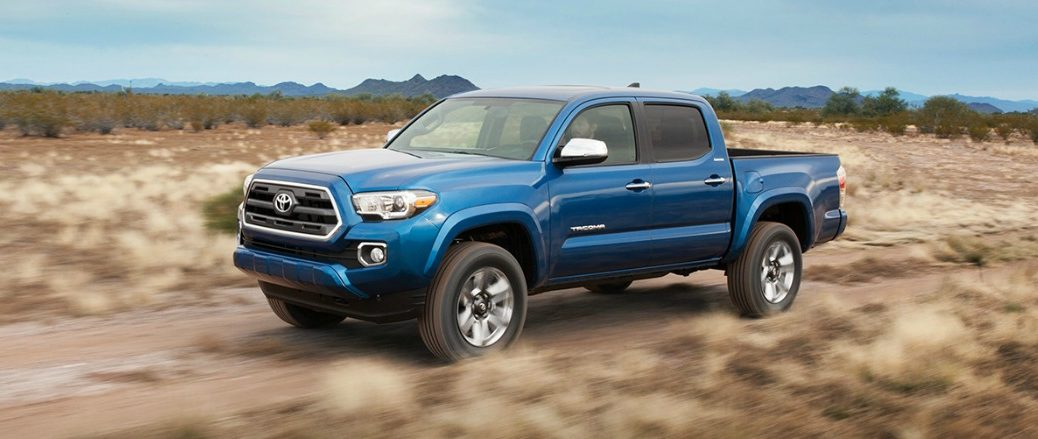 Differences between the 2015 Toyota Tacoma vs 2016 Toyota Tacoma