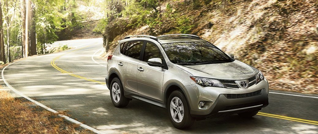 Used RAV4 for sale near Berlin VT with low miles