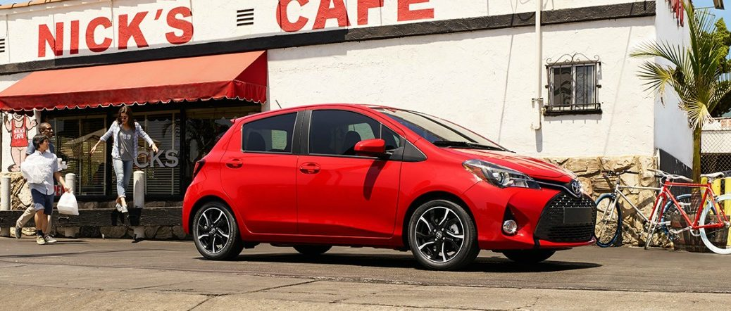 Official 2016 Toyota Yaris sedan release date for Randolph VT