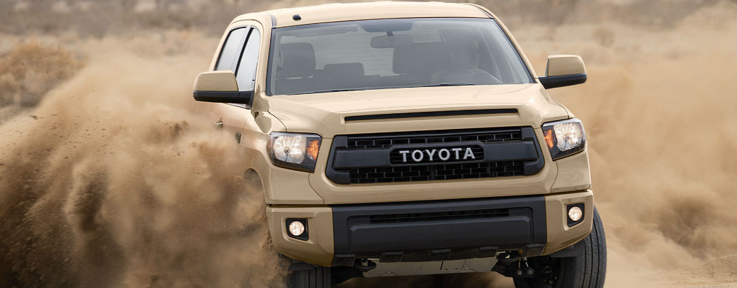 Differences Between The 2016 Toyota Tundra And 2017 At White River