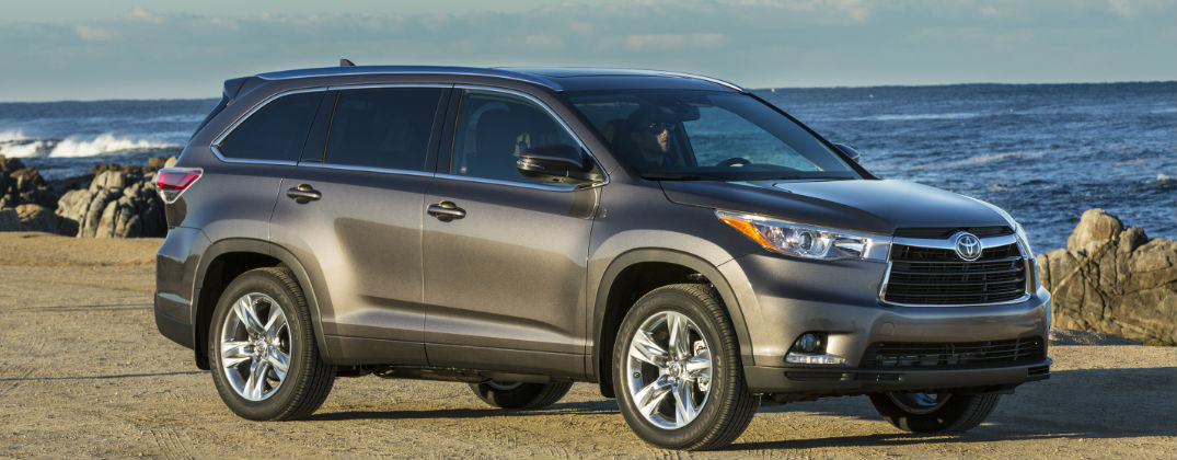 Official 2016 Toyota Highlander Release Date And Design