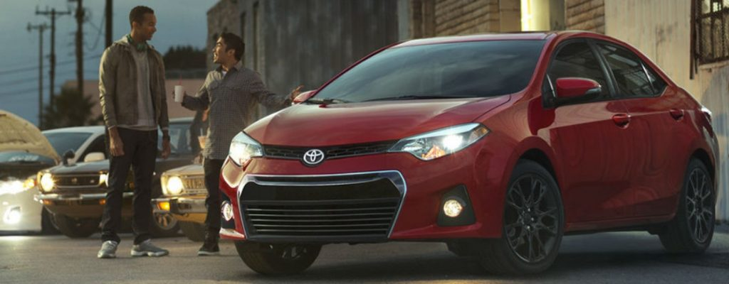 Differences Between 2016 Toyota Corolla and 2016 Toyota Yaris at White River Toyota-2016 Toyota Corolla Exterior