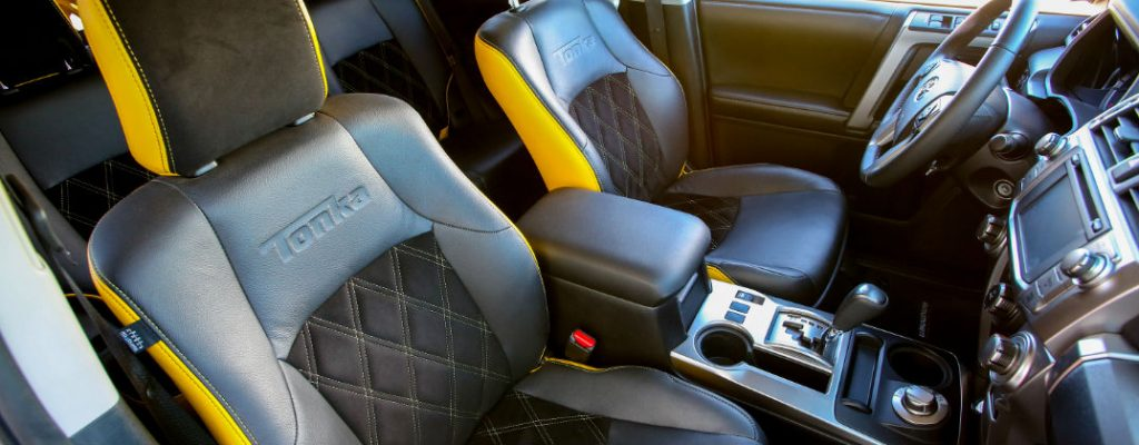 Official Toyota Tonka 4Runner Design and Features at White River Toyota-White River Junction VT-Toyota Tonka 4Runner Interior