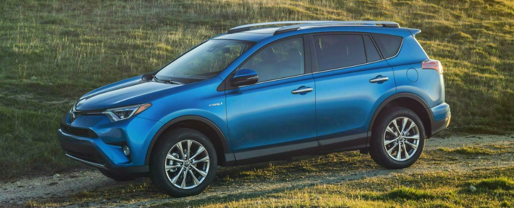 And Fuel Economy Of The 2016 Toyota Rav4 Hybrid At White River