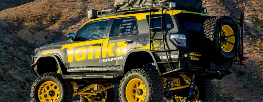 Official Toyota Tonka 4Runner Design and Features