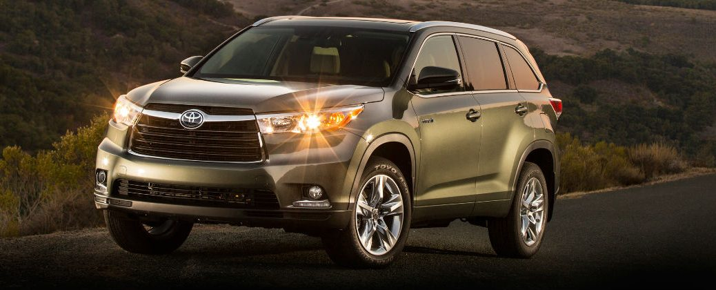 Official 2016 Toyota Highlander Hybrid Performance Specs At White River Junction Vt
