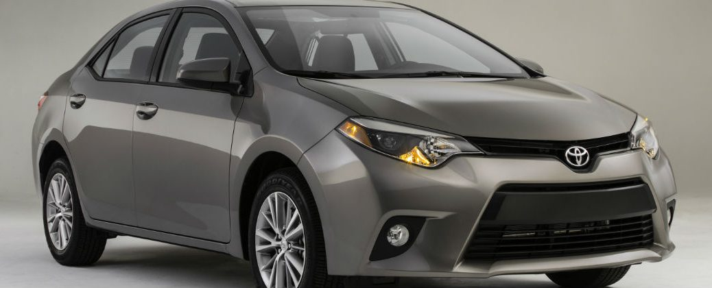 2016 Toyota Corolla LE Eco Trim Features at White River Toyota-White River Jucntion VT-Gray 2016 Toyota Corolla LE Eco Trim Exterior